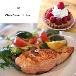 Formule Plat du Jour – Dessert